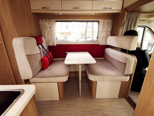 Wohnmobilvermietung 73 und Reisemobilvermietung Ruschinski Fahrzeug-Typ RIMOR