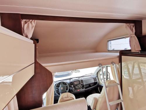 Wohnmobilvermietung 73 und Reisemobilvermietung Ruschinski Fahrzeug-Typ XGO
